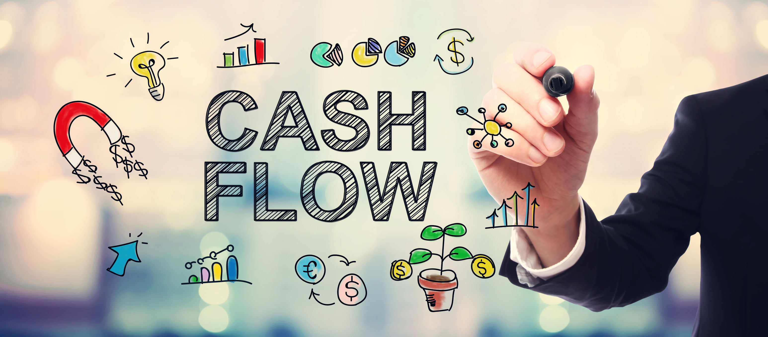 inadequate management of cash flow can cause increased cost of doing business