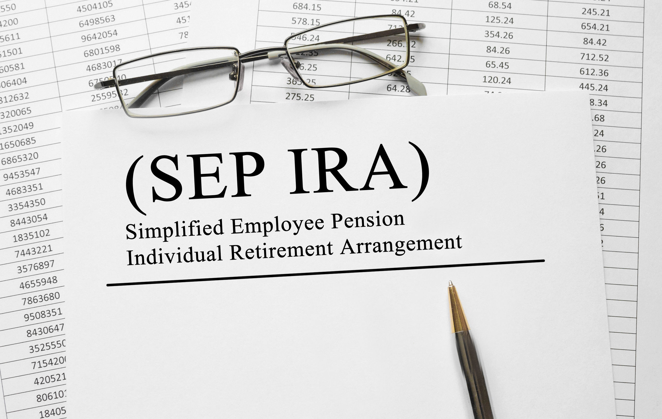 Employee Peion | Is A Simplified Employee Pension Plan Right For You The Daily Cpa